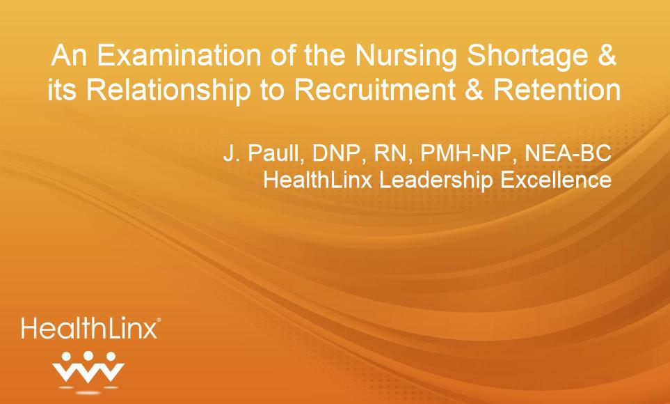 Nursing Shortage Essay