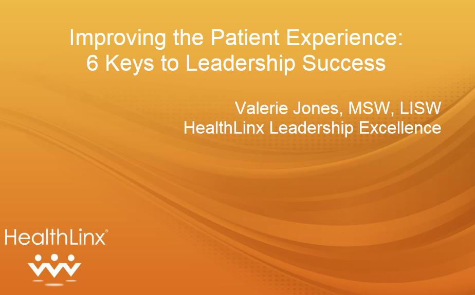 Leadership Keys To Success