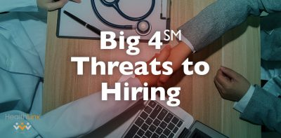 Manage the Big 4 Threats To Success