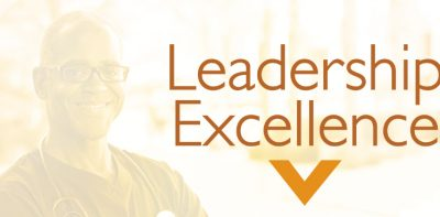 Leadership Excellence – Chief Nursing Officer