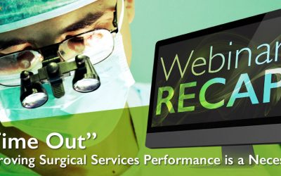 Improving Surgical Services Performance Webinar