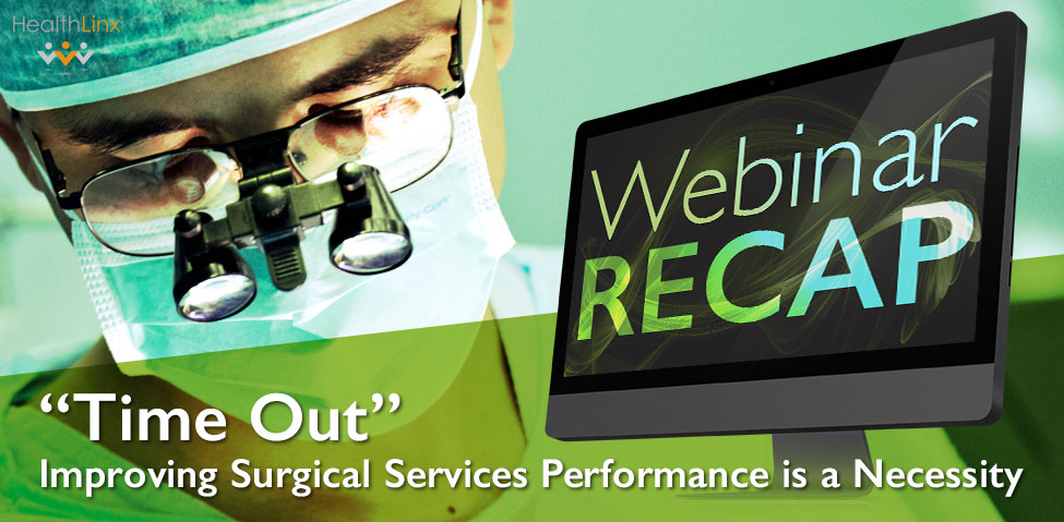 Surgical Services Webinar