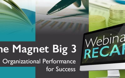 The Magnet Journey Big 3: Tracking Organizational Performance for Success